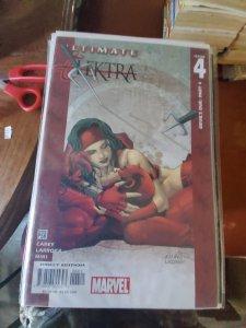 Ultimate Elektra #4 (2005)