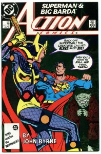 Action Comics 592 Sep 1987 NM- (9.2)
