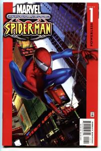 ULTIMATE SPIDER-MAN #1 2000-Marvel comic book First issue