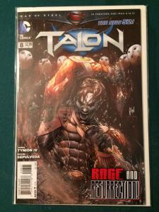 Talon #8 The New 52