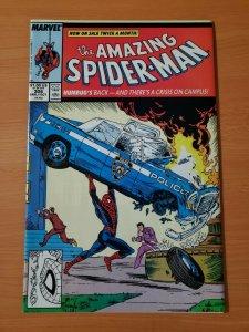 Amazing Spider-Man #306 Direct Market Edition ~ NEAR MINT NM ~ 1988 Marvel