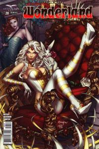 Grimm Fairy Tales presents Wonderland #28, NM + (Stock photo)