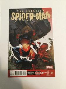 Superior Spider-Man 21 NM Near Mint