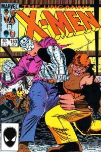 Uncanny X-Men (1981 series) #183, VF (Stock photo)