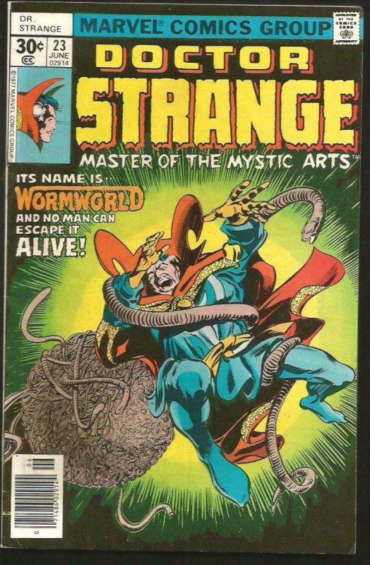 DR STRANGE #23, VF, Jim Starlin, Rudy Nebres, 1974 1977, Doctor, more in store