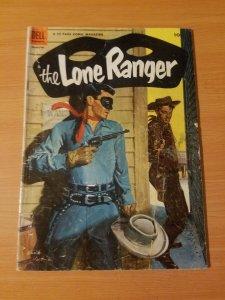 The Lone Ranger #65 ~ VERY GOOD - FINE FN ~ (1953, Dell Comics)
