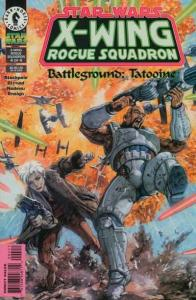 Star Wars: X-Wing Rogue Squadron #12, NM (Stock photo)