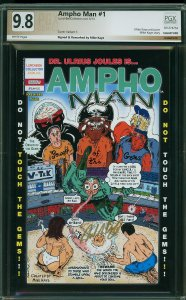 Ampho Man #1 (LunchBox, 2018) PGX Signature 9.8
