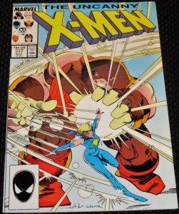 The Uncanny X-Men #217 (1987)
