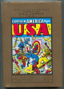 Marvel Masterworks USA Comics Vol 2 hardcover