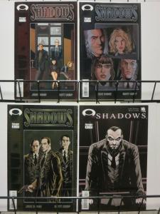 SHADOWS (2003 IM) 1-4  paranormal investigators