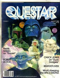 Questar 1980 MW Communications TPB Magazines Star Wars J342