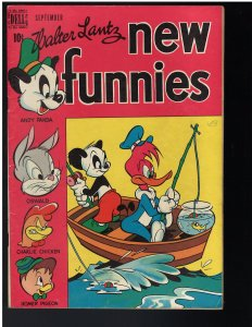 New Funnies #151 (Dell, 1949)