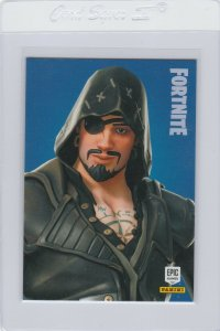 Fortnite Blackheart 265 Legendary Outfit Panini 2019 trading card series 1