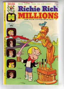 Richie Rich Millions #67 (Sep-74) NM- High-Grade Richie Rich