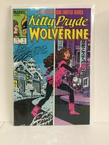 Kitty Pryde and Wolverine 1 Nm Near Mint Marvel Comics