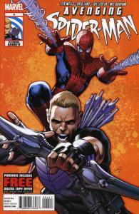 Avenging Spider-Man #4 VF/NM; Marvel   save on shipping - details inside