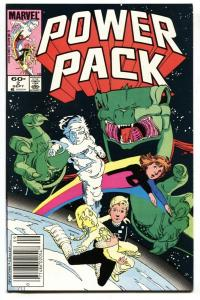 Power Pack #2 1984- Second issue-Marvel NM-
