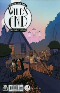 Wild's End: The Enemy Within #1 VF/NM; Boom! | save on shipping - details inside