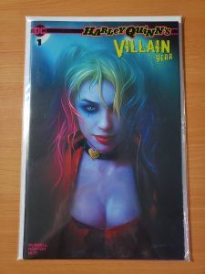 HOT Harley Quinn's Villain of the Year #1 Shannon Maer Variant Cover