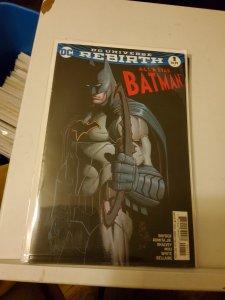 Grandes Astros: Batman (BR) #1 (2017)