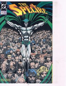 Lot Of 8 DC Comics # 8 14 6 65 77 3 5 34 Spectre Green Lantern Hardware J92