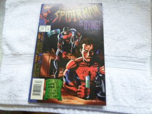 1994 MARVEL COMICS THE SPECTACULAR SPIDERMAN # 219