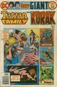 Tarzan Family #62, VG+ (Stock photo)