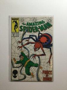 Amazing Spider-Man 296 Very Fine Vf 8.0 Marvel