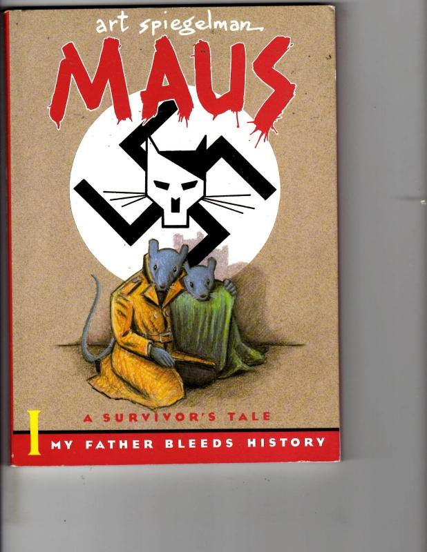 maus i a survivors tale my father bleeds history