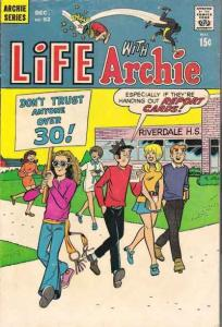 Life with Archie (1958 series) #92, Fine (Stock photo)