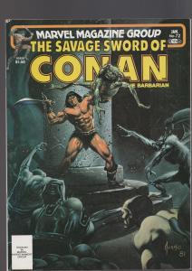 Savage Sword of Conan #72 (Marvel, 1982)