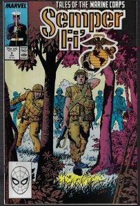 Semper Fi' #2 (Marvel, 1988)
