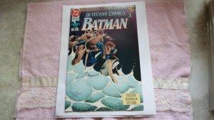 1993 DC COMICS DETECTIVE COMICS BATMAN # 663