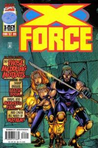 X-Force (1991 series) #64, NM (Stock photo)