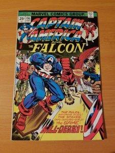 Captain America #196 ~ NEAR MINT NM ~ 1976 MARVEL COMICS