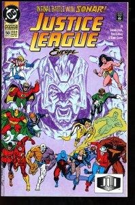 Justice League Europe #50 (1993)