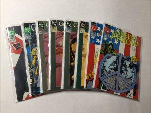 Green Arrow 61-68 Near Mint NM DC Comics