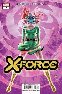 X-Force #3 (Marvel, 2020) NM
