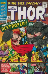 Thor Annual #2 (2nd) VG; Marvel | low grade comic - save on shipping - details i