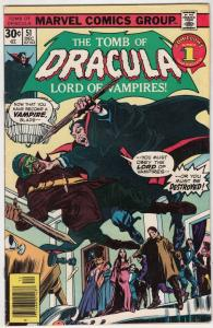 Tomb of Dracula #51 (Dec-76) VF/NM High-Grade Dracula