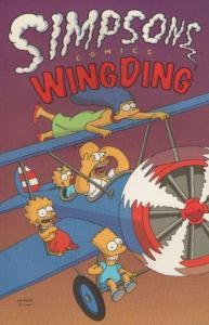 Simpsons Comics Wing Ding TPB #1, NM + (Stock photo)