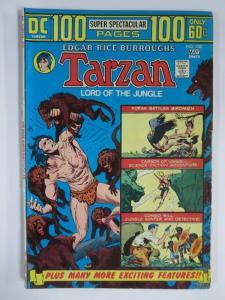 TARZAN #230 (DC,5/1974) VERY GOOD (VG) 100 Page Super Spectacular! Kaluta/Kubert