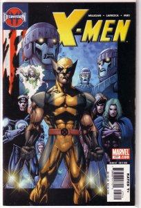 X-Men   vol. 2   #177 VG (Decimation)