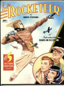 The Rocketeer by Dave Stevens TPB Harlan Ellison 1991