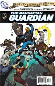 Seven Soldiers: Guardian #3, NM (Stock photo)