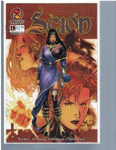 Scion #19 (2002) NM