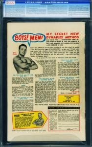 Fantastic Four #46 CGC 8.0 wp 1966 Marvel Inhumans Black Bolt 0259331007