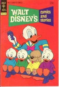 WALT DISNEYS COMICS & STORIES 404 VF-NM May 1974 COMICS BOOK