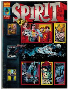 SPIRIT (WARREN/KITCHEN SINK) 14 VG-F June 1976